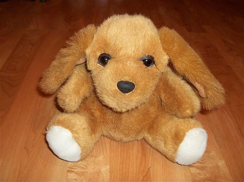 Plush Dog Puppet