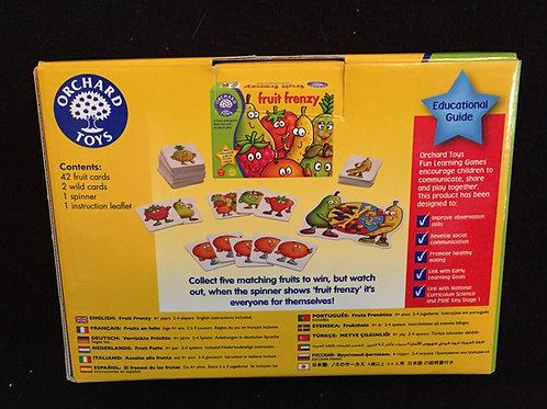 Orchard Toys Fruit Frenzy
