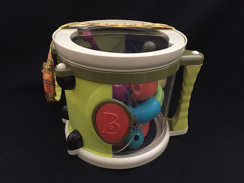 Parents Magazine Bee Bop Band Play & Learn Drum