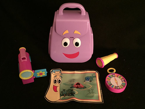 Fisher Price Dora the Explorer My Talking Backpack