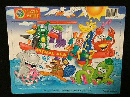 Leap Year Animal Ark Puzzle World (1999)