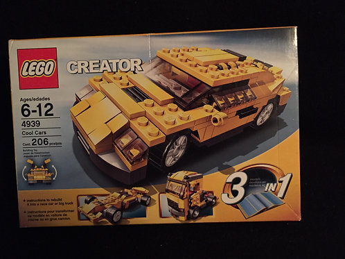 LEGO Creator Cool Cars 4939* Collectors *New
