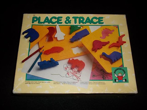 Place & Trace 2 by Discovery Toys