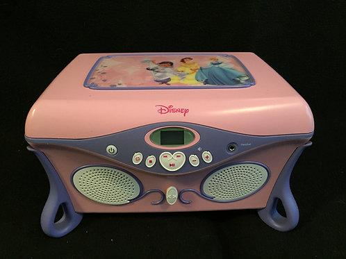 Disney Princess CD Player and Jewelry Box*