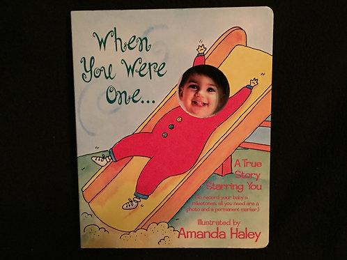 When You Were One: A True Story Starring You Board