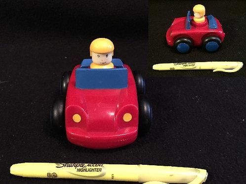 Battat Chunky Toddler Play Car