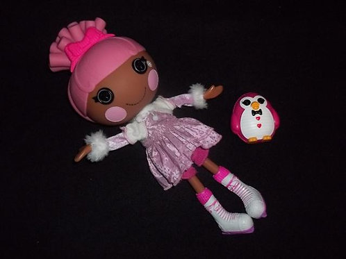 Lalaloopsy Doll - Swirly Figure Eight