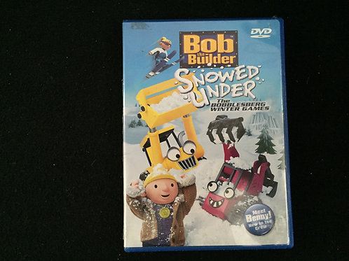Bob the Builder Snowed Under DVD
