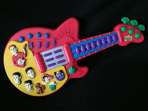 Wiggles Sing and dance Guitar