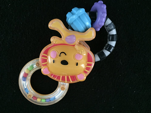 Discover 'n Grow Lion Ring Rattle