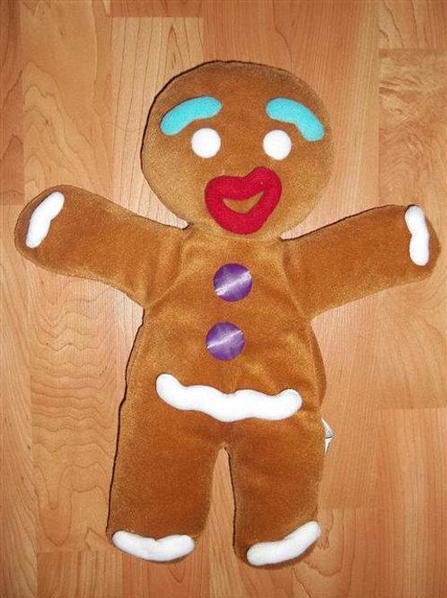 Gingerbread Boy Puppet from Shrek Musical -