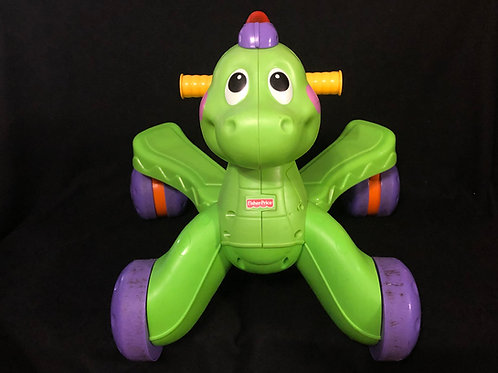 Fisher Price Go Baby Go! Stride to Ride Dino