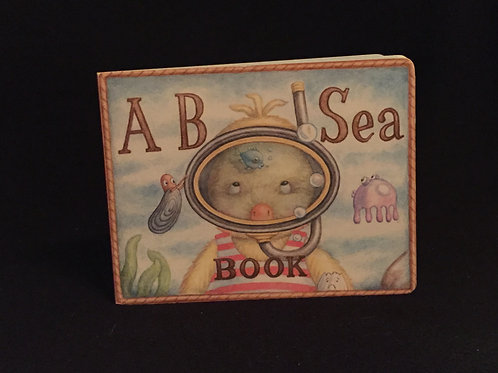 Bunnies by the Bay A B Sea Board Book
