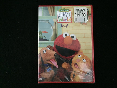 Elmos World Pets - New in Package