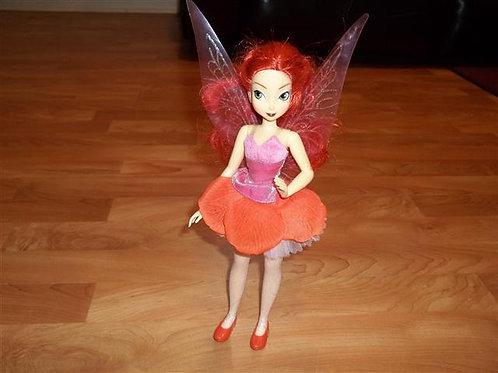 Disney Store Fairies Rosetta 12''