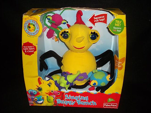 Fisher-Price Singin' Buggy Bunch *NEW IN BOX