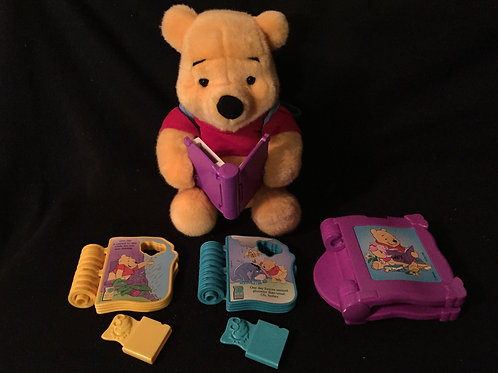 Mattel Read With Pooh (2000)