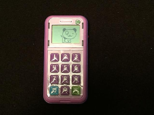 Leapfrog Chat & Count Smart Phone - Purple