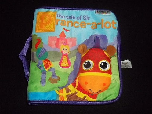 Lamaze The Tale of Sir Prance-a-lot Cloth  Book