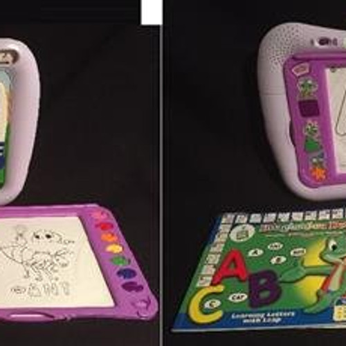 Leap Frog Imagination Desk