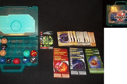 Bakugan Lot #3 GREEN BOX