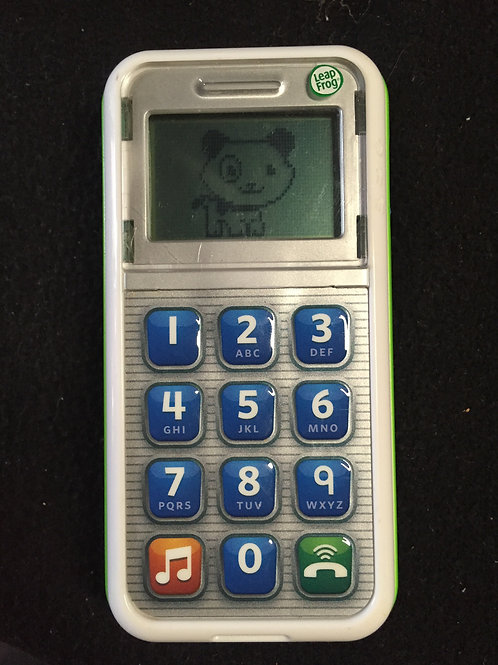 Leapfrog Chat & Count Smart Phone (White/Green)