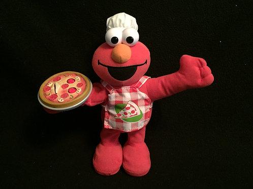 Singing Pizza Elmo Retired 2006