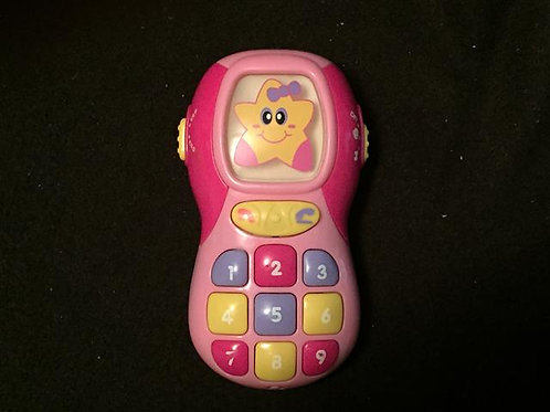 Hap-P-Kid toy Little Learner My First Mobil Phone