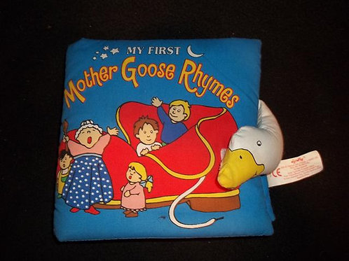 My First Mother Goose Rhymes book by SoftPlay.