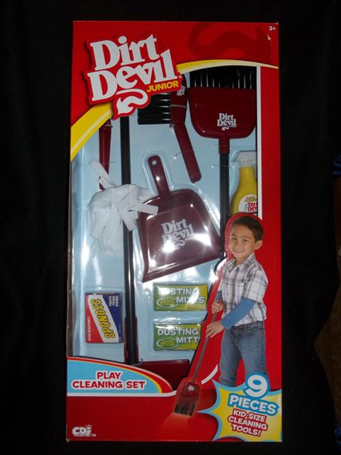 Dirt Devil 9 Piece Cleaning Set *NEW