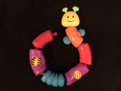 Fisher-Price Brilliant Basics Snap Caterpillar #2