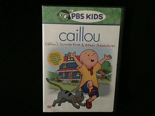 Caillou - Caillou's Summertime & Other Adventures