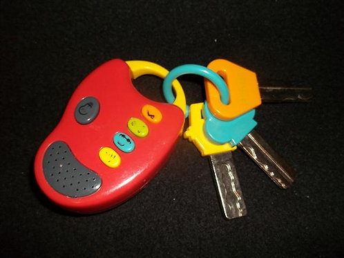 Battat Toddler Keys