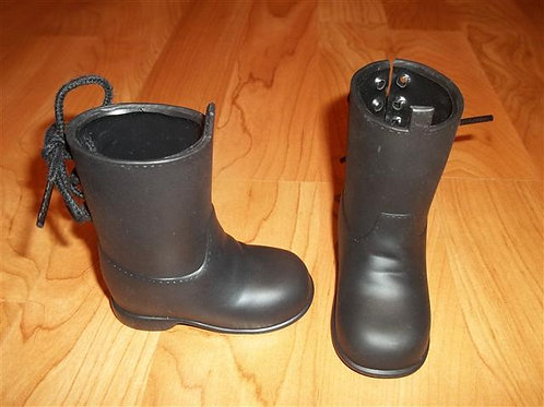 "Battat 18"" doll shoes - Black"