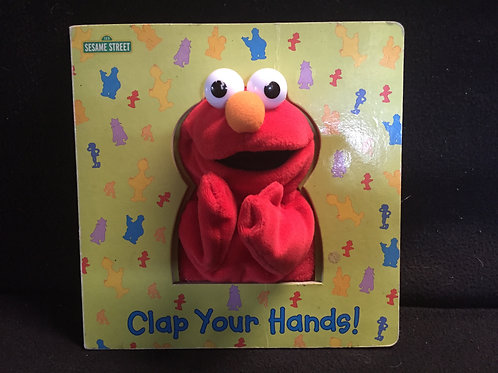 Clap Your Hands! Elmo Board book