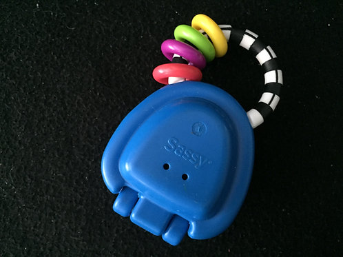 Sassy Phone of My Own Teether