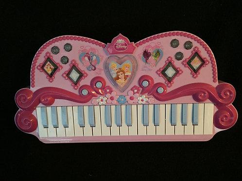 Disney Princess Musical Keyboard Piano