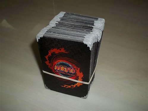 Naruto Trading cards 165+ Cards