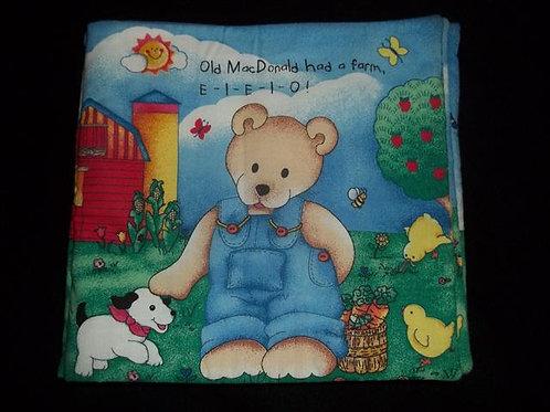 Old MacDonald had a farm - Cloth book