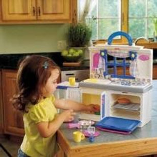 Fisher-Price Cook 'N Sizzle Kitchen