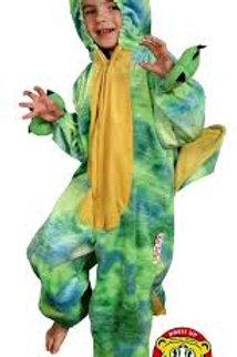 Dragon Costume Size 7-8