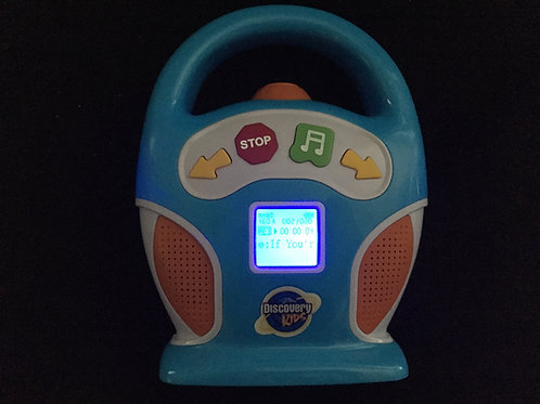 Discovery Kids Mp3 Musical Player Boombox