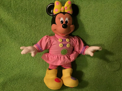 Mattel Minnie Mouse Notes