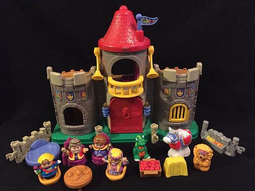 Little People Lil Kingdom Castle