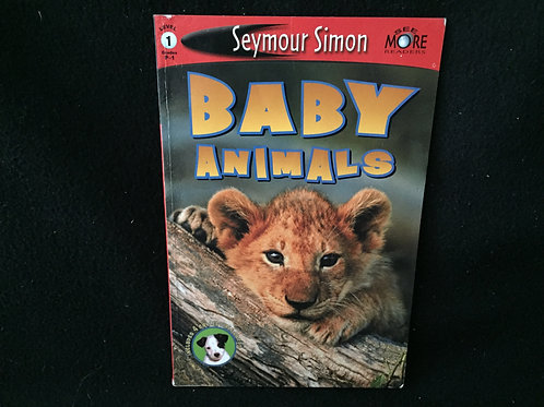 Baby Animals Seymour Simon