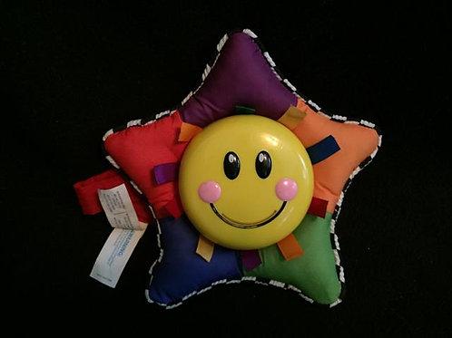 Baby Einstein Star / Crib toy #2 (Solid colors)