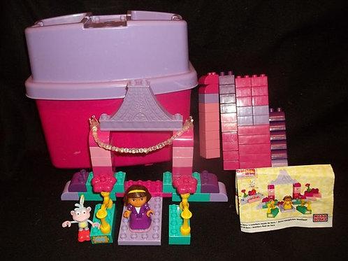 Dora Mega Blok Castle set