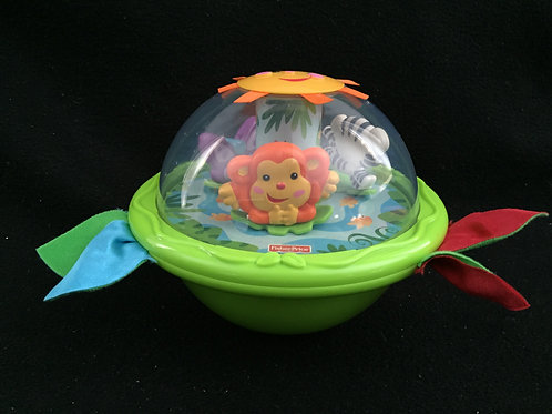 Fisher Price Rainforest Chime Ball