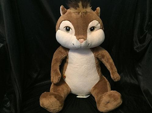 Build a Bear Workshop, Alvin the Chipmunk Stuffed Animal, 15 in.