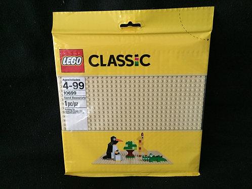 LEGO Classic Sand Baseplate *NEW